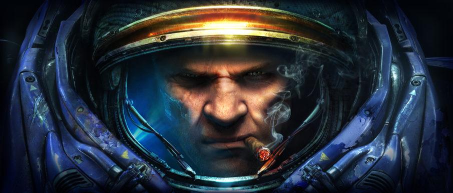 StarCraft II Wings of Liberty - стратегия в реальном времени на ПК