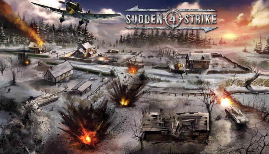Sudden Strike 4 - стратегия в реальном времени на ПК