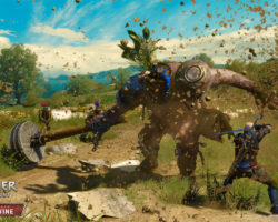 СкриншотыThe Witcher 3 Wild Hunt