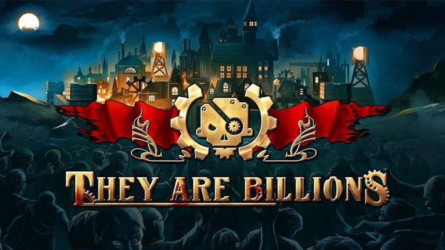 They Are Billions - стратегия в реальном времени на ПК