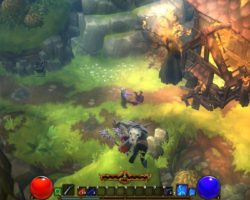 СкриншотыTorchlight II