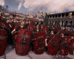 СкриншотыTotal War: Rome II