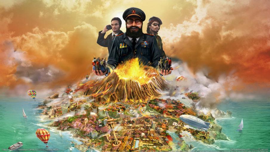 Tropico 4 - стратегия в реальном времени на ПК
