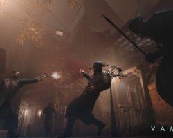СкриншотыVampyr