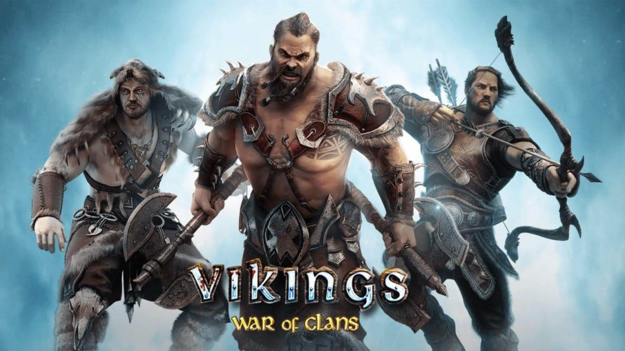 Игра для пк Vikings War of Clans на