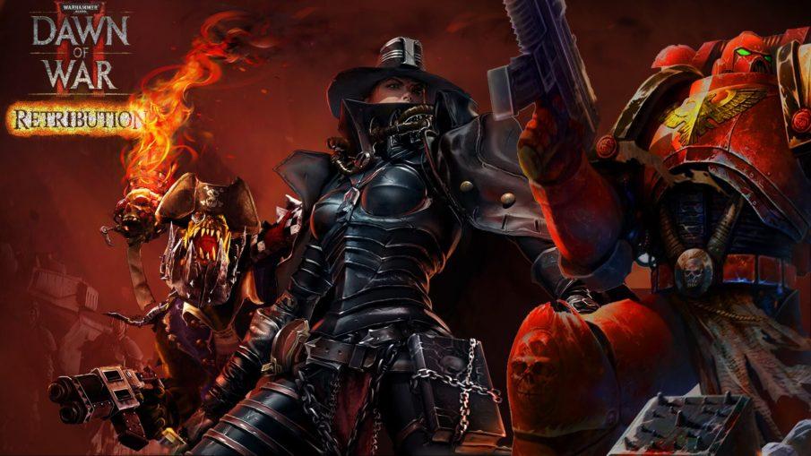 Warhammer 40000 Dawn of War II - стратегия в реальном времени на ПК