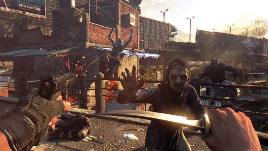 Dying Light - оффлайн игры на компьютер