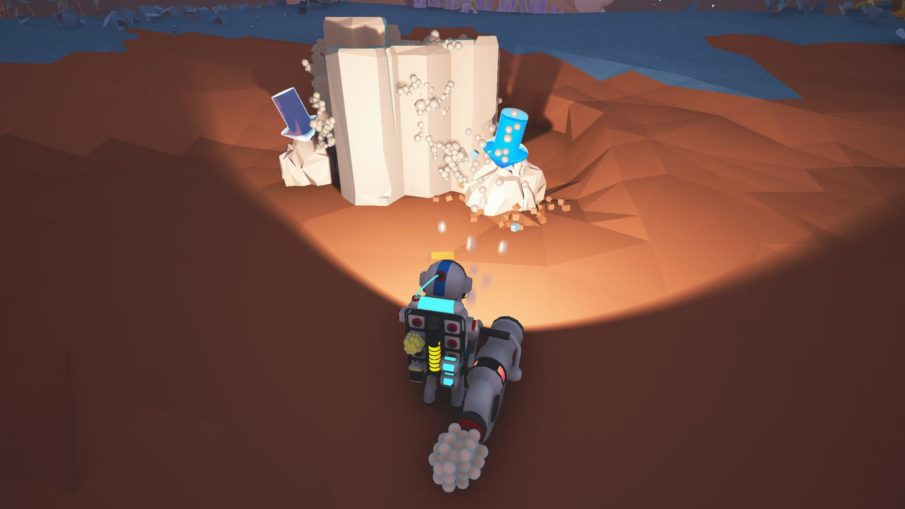 ASTRONEER - игра выживание на ПК с крафтом и строительством
