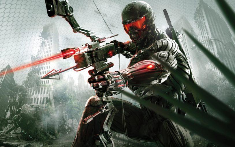 Crysis 3 - игра с прокачкой персонажа и оружия на ПК