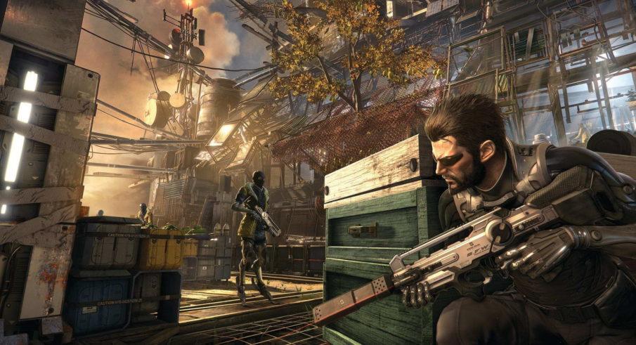 Deus Ex: Human Revolution - игра с прокачкой персонажа и оружия на ПК