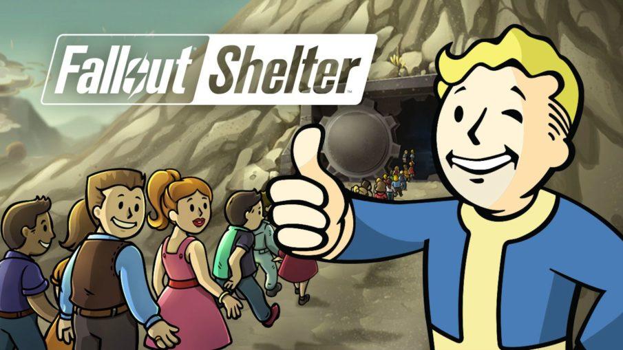 Fallout Shelter - игра выживание на ПК с крафтом и строительством