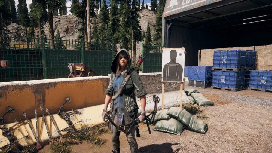 Far Cry 5 - игра с прокачкой персонажа и оружия на ПК