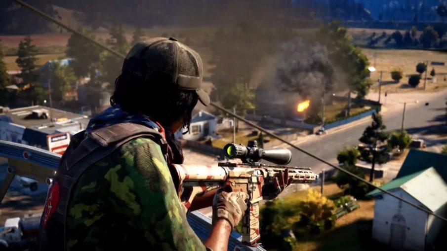 Far cry 5 - игра на ПК с открытым миром и свободой действий одиночная