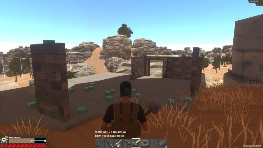 Hurtworld - игра выживание на ПК с крафтом и строительством