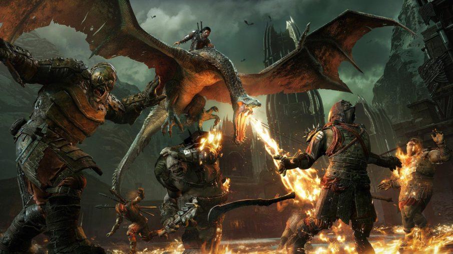 Middle-earth: Shadow of War - игра на ПК с открытым миром и свободой действий одиночная