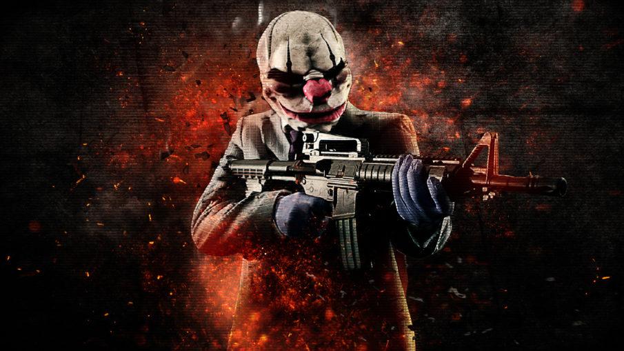 Payday 2 - игра с прокачкой персонажа и оружия на ПК