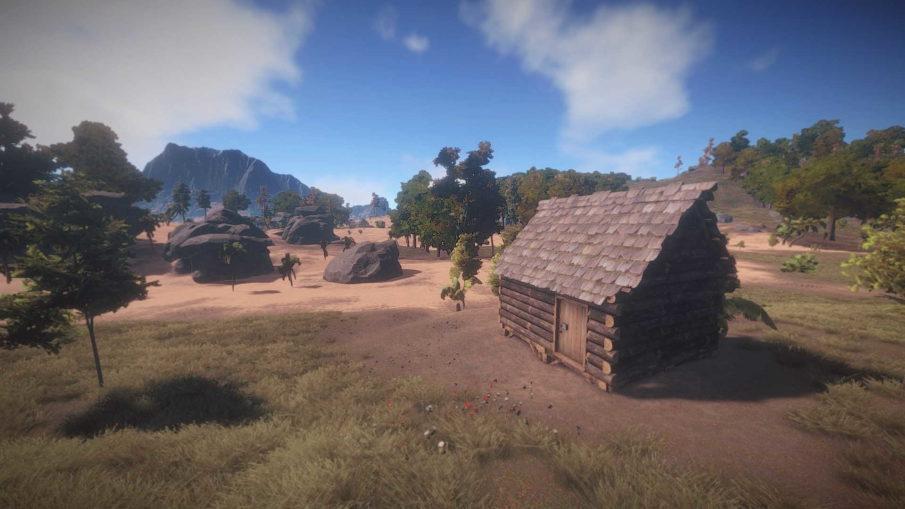 Rust - игра выживание на ПК с крафтом и строительством
