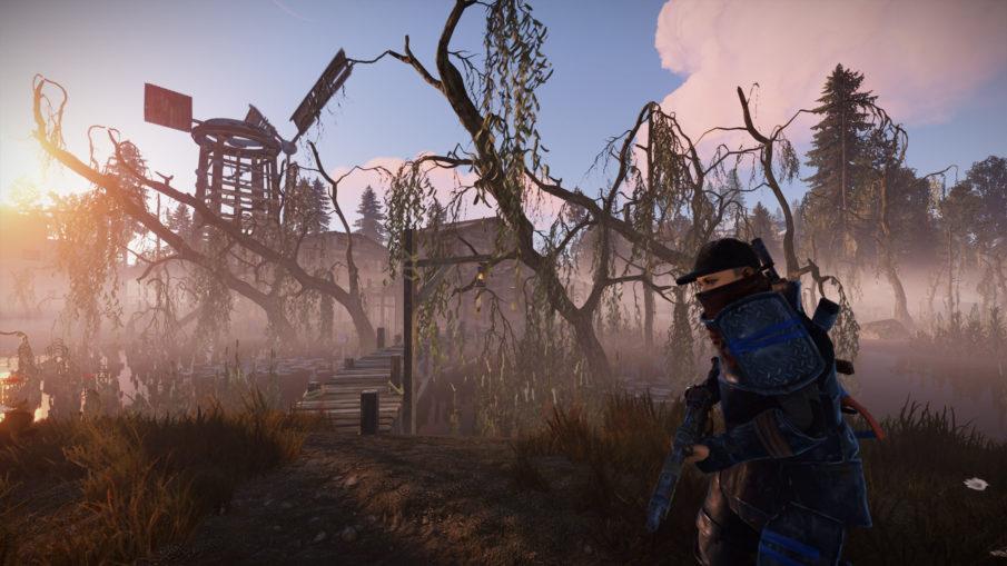 Rust - игра про выживание на острове