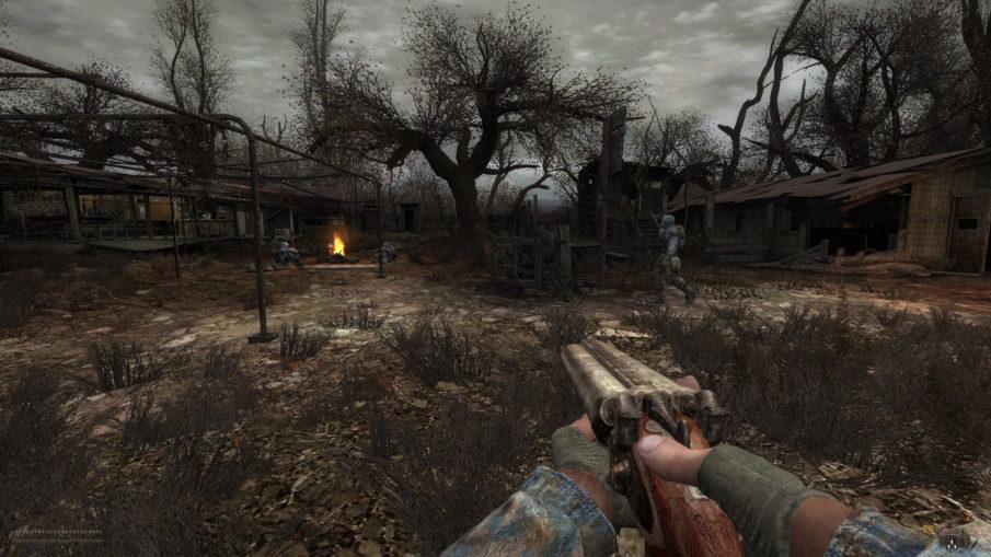 S.T.A.L.K.E.R. Call of Pripyat  - игра с прокачкой персонажа и оружия на ПК