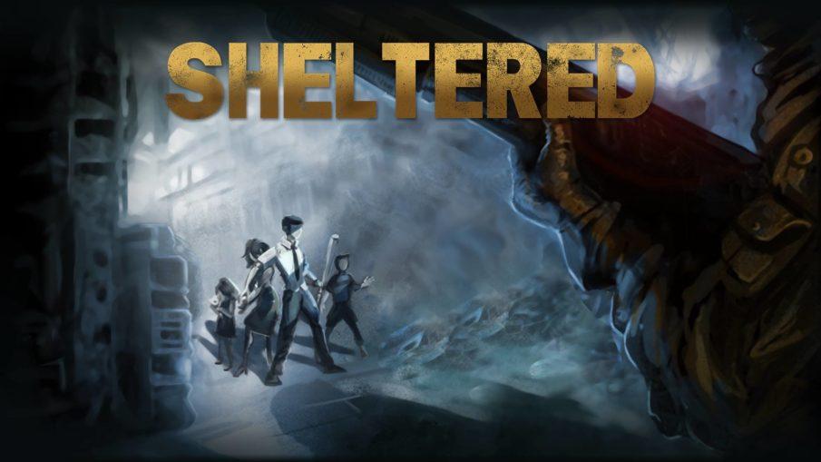 Sheltered - игра выживание на ПК с крафтом и строительством