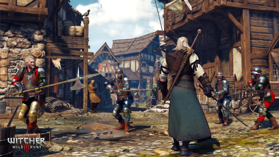 The Witcher 3: Wild Hunt - игра с развитием персонажа на ПК