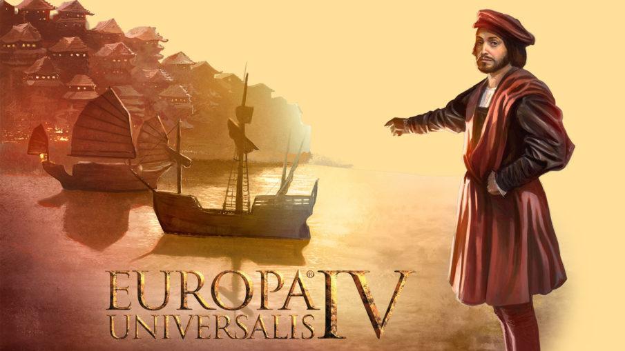 Europa Universalis IV - одиночная игра на ПК