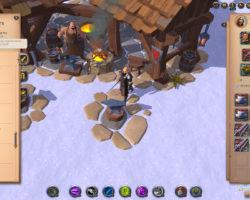 Скриншоты Albion Online