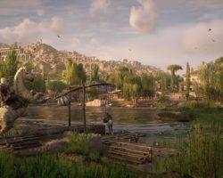 Скриншоты Assassin's Creed Origins