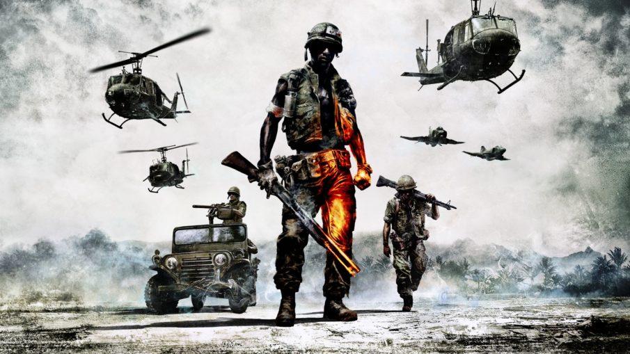 Battlefield: Bad Company 2The Elder Scrolls III: Morrowind - крутой шутер от первого лица на ПК для слабых компьютеров