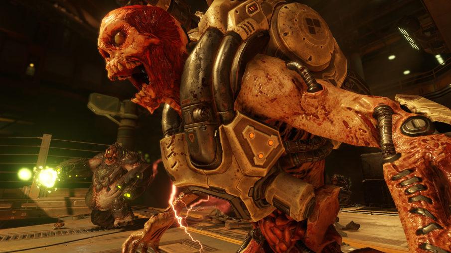 Doom - одиночная игра на ПК