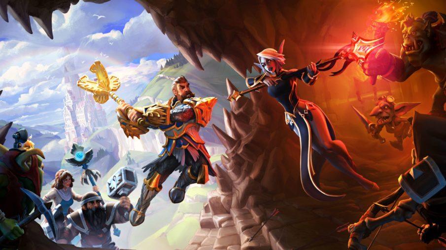 Dungeons 3 - одиночная игра на ПК