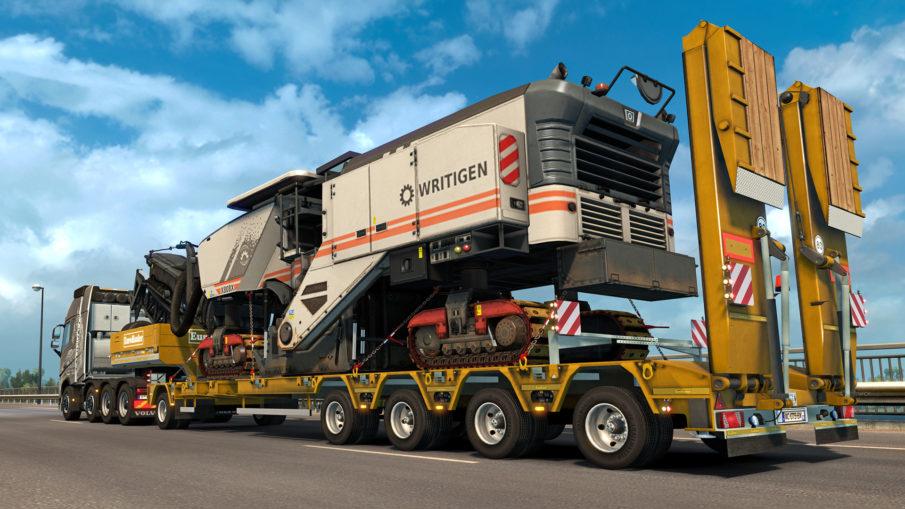 Euro Truck Simulator 2 - крутой симулятор вождения на ПК для слабых компьютеров