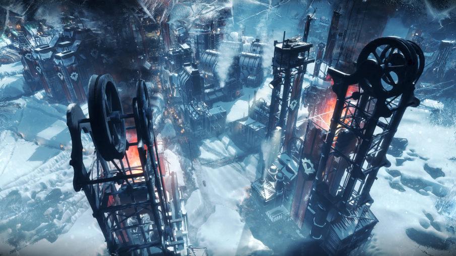 Frostpunk - одиночная игра на ПК