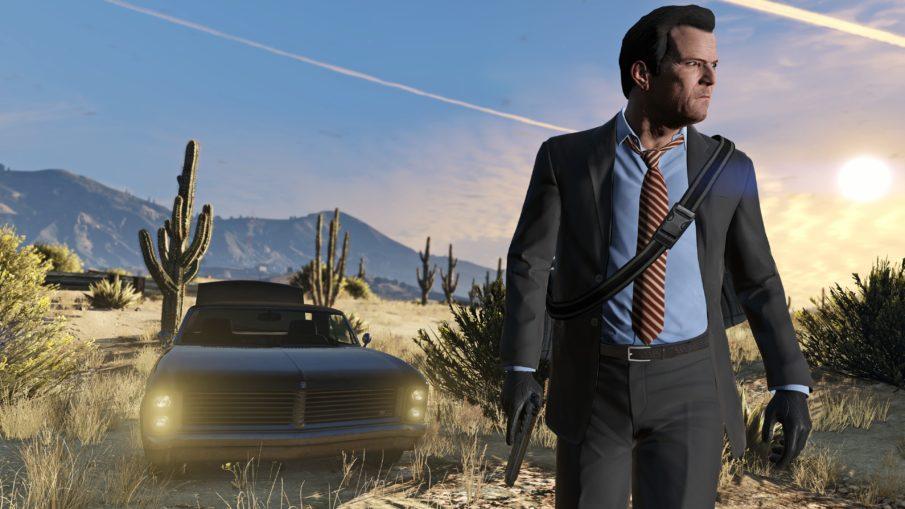 Grand Theft Auto V - одиночная игра на ПК