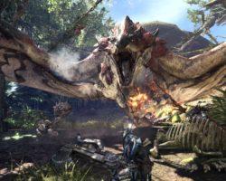 СкриншотыMonster Hunter World