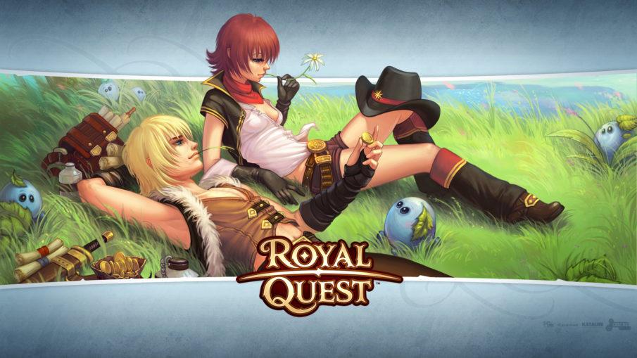 Royal Quest - крутая изометрическая MMORPG на ПК для слабых компьютеров