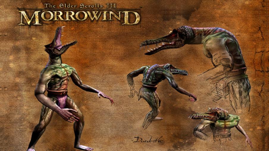 The Elder Scrolls III: Morrowind - крутая RPG с открытым миром на ПК для слабых компьютеров