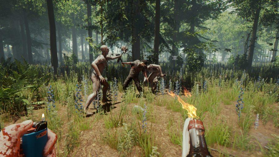 The Forest - одиночная игра на ПК