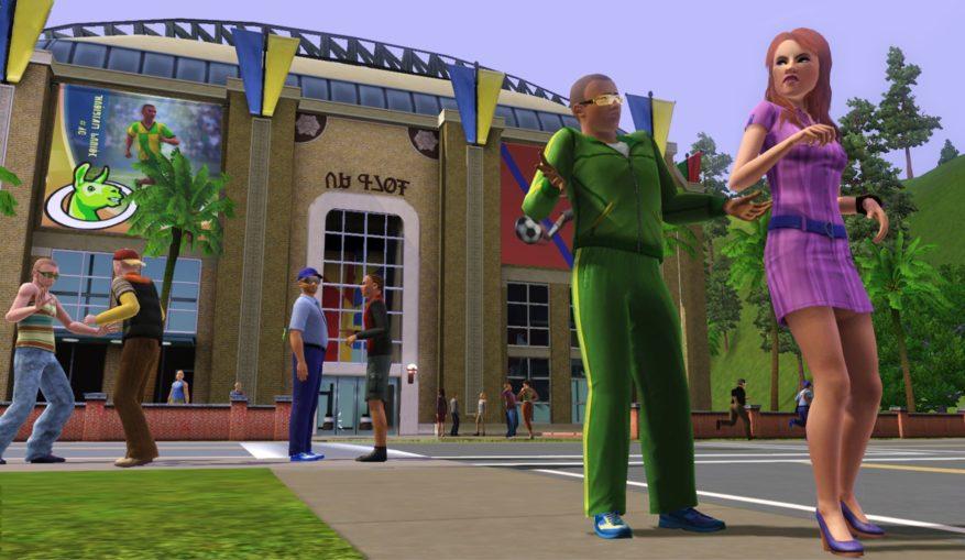 The Sims 3 - одиночная игра на ПК