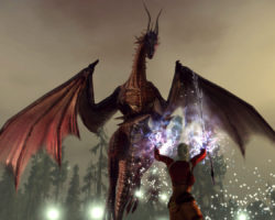 Скриншоты Dragon Age: Origins