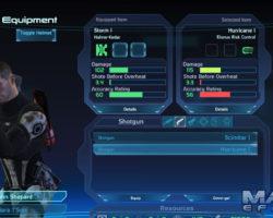 СкриншотыMass Effect