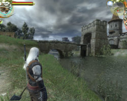 Скриншоты The Witcher