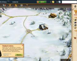 World of Feudal скриншоты