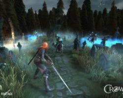 Скриншоты Crowfall