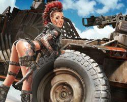 Crossout - онлайн гонки в жанре постапокалиптического MMO-боевика