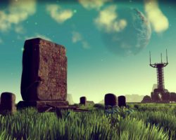 Игра про космос, где можно высаживаться на планеты