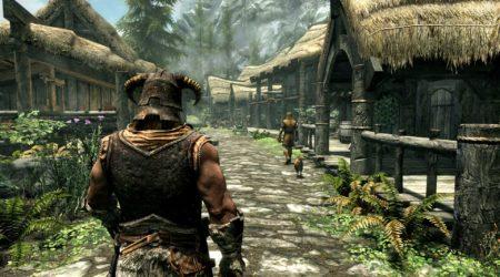 Игры похожие на Skyrim с открытым миром